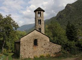 Церковь Сент-Висенк д'Энклар