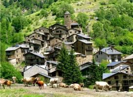 Деревня Ос де Сивис