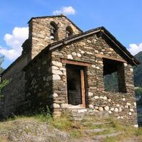 Церковь Сант- Рома-де-Лес-Бонс
