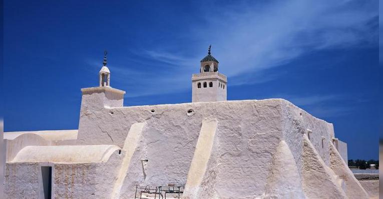 Мечеть Джамаа-Эттрук