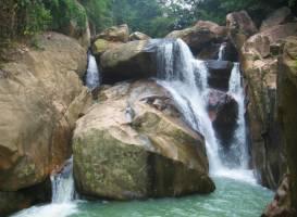 Водопады Ба Хо