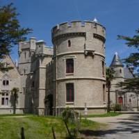 Замок d'Abbadie