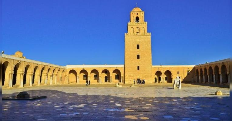 Мечеть Укба в Кайруане