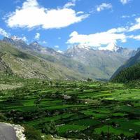 Каньон Хаджарских гор