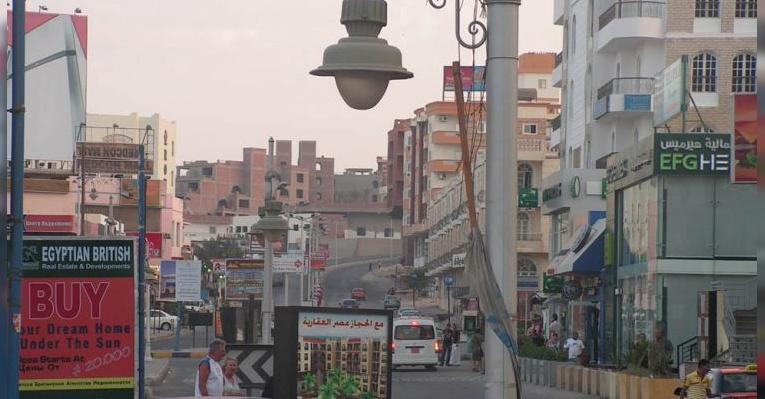 Улица Шератон