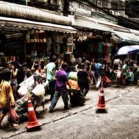 Рынок Пратунам