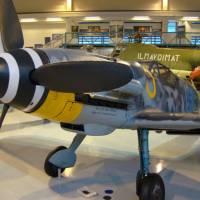 Музей центральной авиации в Ювяскюле