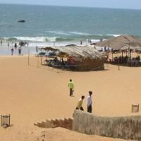 Пляж Calangute