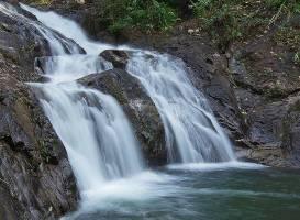 Водопад Лампи