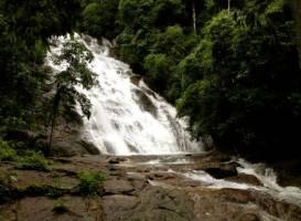 Водопад Тон Прай