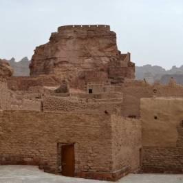Руины Умм-Хувейтат