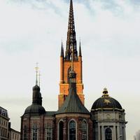 Риддархольмская церковь