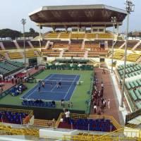 Теннисный стадион SDAT