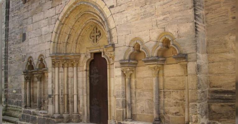 Бамбергский кафедральный собор Святого Петра и Святого Георгия