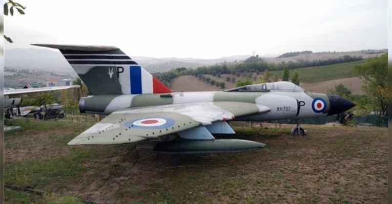 Музей авиации. Римини