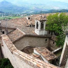 Монастырь Святой Кьяры