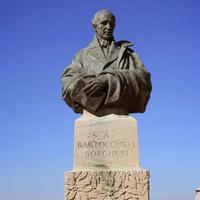 Памятник Бартоломео Боргези