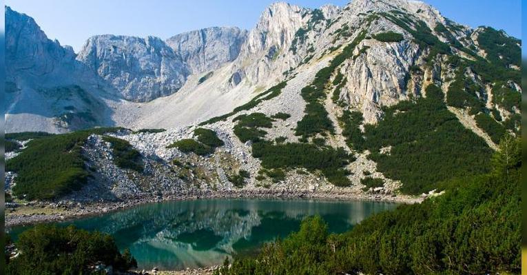 Кременские озёра. Национальный парк Пирин. Болгария