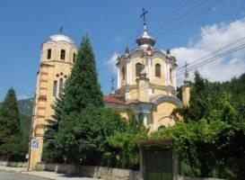 Церковь Святого Димитра в Мыглиже