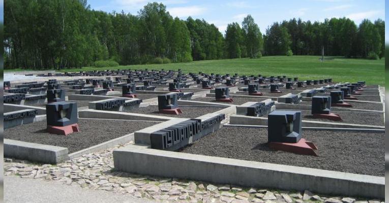 Мемориальный комплекс Хатынь. Беларусь