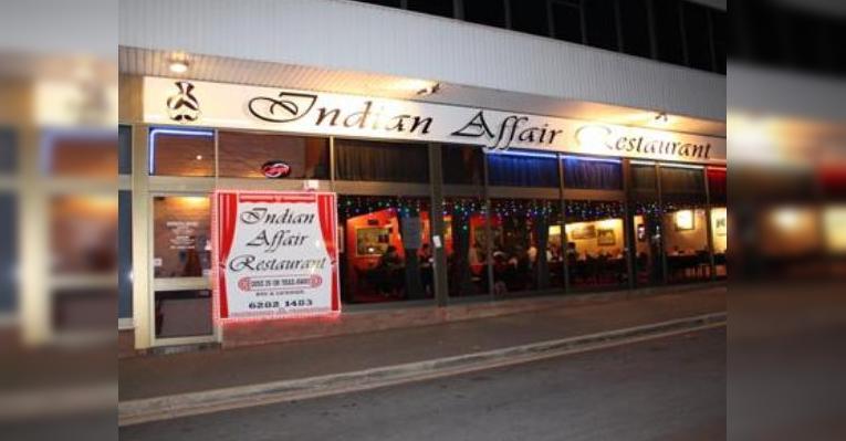 Снимок Indian Affair Restaurant, Канберра