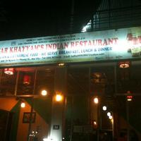 Omar Khayyam's Indian Restaurant