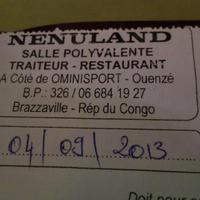 Nenuphar Bar & Restaurant