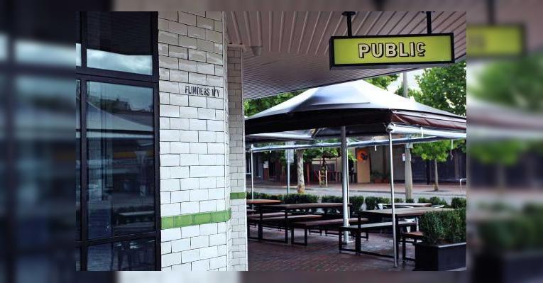 Снимок Public Bar & Dining Room, Канберра