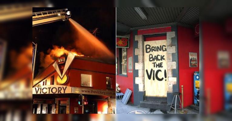 Снимок The Victory Hotel, Брисбен