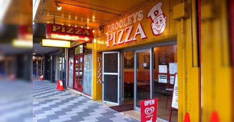 Снимок Drooley's Pizza Lounge, Bunbury
