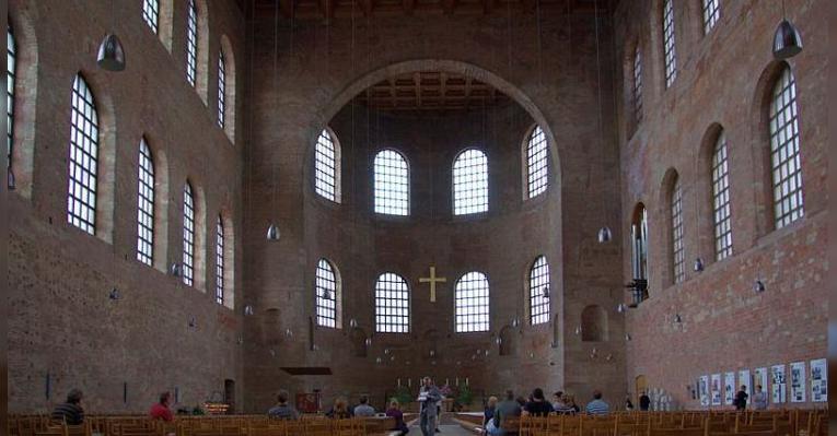 Базилика Константина. Трир