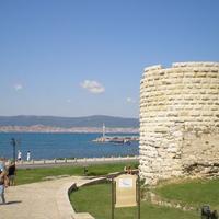 Западная крепостная стена