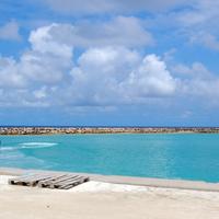 Пляж острова Дхигура