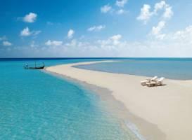 Коса пляжа Ландаа Гиравару