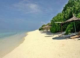 Пляж острова Юкулхас