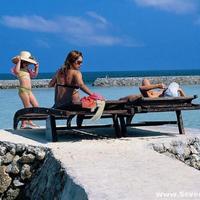 Пляж острова Элайдху