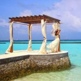 Пляж острова Марадху