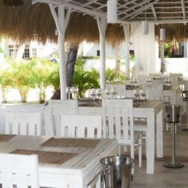 Tronco Beach restaurant