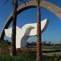 Dove of Peace Monument