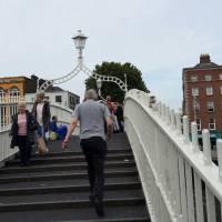 Halfpenny Bridge Market