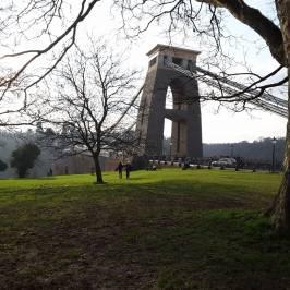 Клифтонский висячий мост