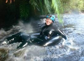 Dragon's Cave Rafting