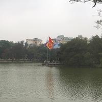 Озеро возвращенного меча (Хоанкьем)