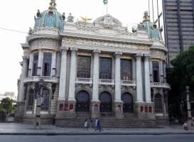 Городской театр Рио де Жанейро