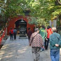 Temple of the Sleeping Buddha (Wofosi)
