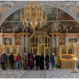 Свято Троицкая Сергиева Лавра