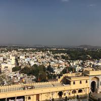 Дворец города Удайпур