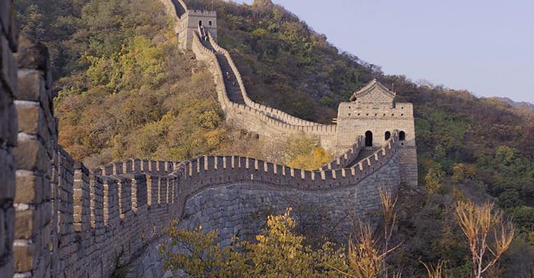 Участок Великой Китайской стены Мутяньюй