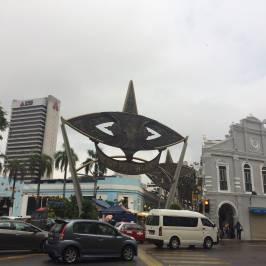 Китай-город в Куала Лумпуре