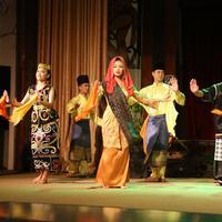 Деревня культуры Саравак
